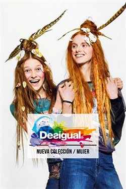 Ofertas de Desigual  en el folleto de Valladolid