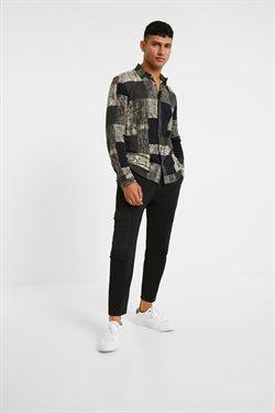 Ofertas de Camisa hombre en Desigual