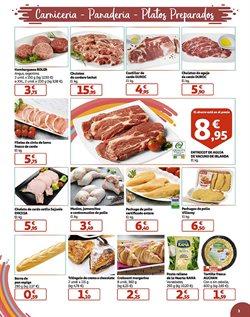 Ofertas de Hamburguesas  en el folleto de Simply en Madrid