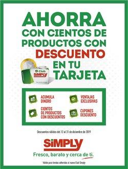 Ofertas de Simply  en el folleto de Zaragoza