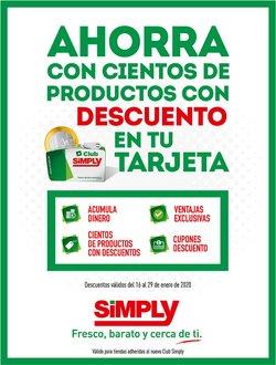Ofertas de Simply  en el folleto de Barakaldo
