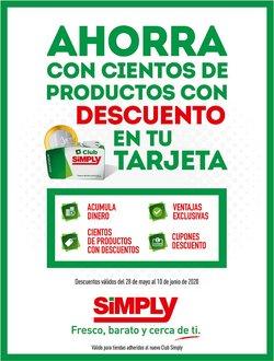 Catálogo Simply ( 8 días más )