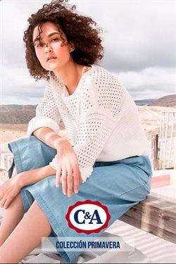 Ofertas de C&A  en el folleto de Cartagena