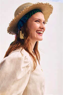 Ofertas de Sombrero  en el folleto de MANGO en Madrid