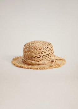 Ofertas de Sombrero mujer en MANGO