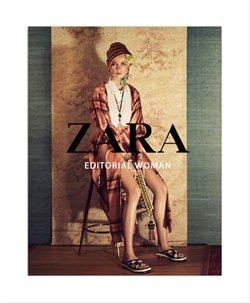 Ofertas de Camisa mujer  en el folleto de ZARA en Fuenlabrada
