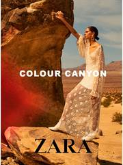 Zara Colour Canyon