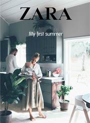 Zara My first summer