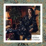 Zara Woman Campaing