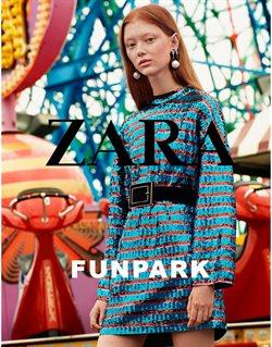 Ofertas de Vestidos de fiesta  en el folleto de ZARA en Sevilla