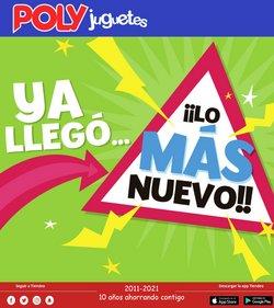 Ofertas de Juguetería Poly en el catálogo de Juguetería Poly ( Caducado)