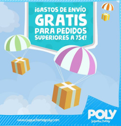 Ofertas de Juguetería Poly  en el folleto de Madrid