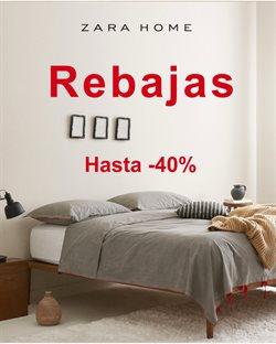 Ofertas de Hogar y Muebles  en el folleto de ZARA HOME en Alcantarilla
