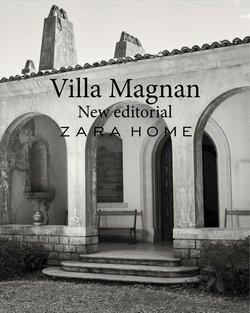 Catálogo ZARA HOME ( Publicado hoy)