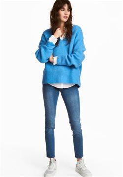 Ofertas de Camisa mujer  en el folleto de H&M en Pamplona