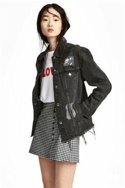 Ofertas de Minifalda  en el folleto de H&M en Madrid