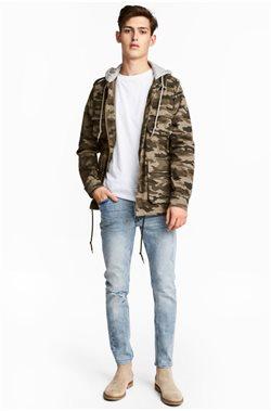 Ofertas de Ropa abrigo hombre  en el folleto de H&M en Madrid