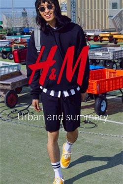Ofertas de Chaqueta hombre  en el folleto de H&M en Fuenlabrada