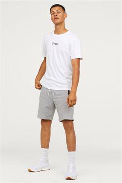 Ofertas de Camiseta hombre  en el folleto de H&M en Madrid