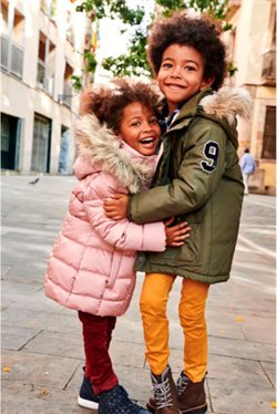 Ofertas de Zapatos niño  en el folleto de H&M en Madrid