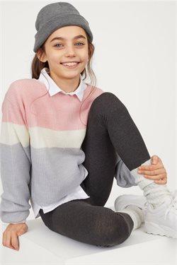 Ofertas de Zapatillas niña en H&M