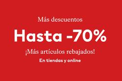 Cupón H&M en Sevilla ( 8 días más )