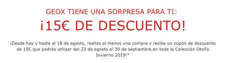 La Y Ofertas Geox Madrid VaguadaHorarios Yfv7gy6b