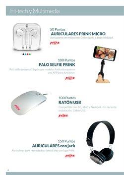 Ofertas de Ratón  en el folleto de Prink en Ourense