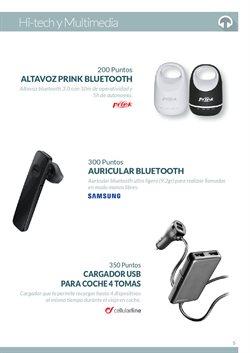 Ofertas de Altavoces bluetooth  en el folleto de Prink en Ourense