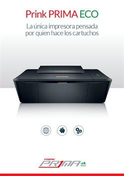 Ofertas de Libros y papelerías  en el folleto de Prink en Jerez de la Frontera