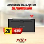 Consigue tu impresora PANTUM by Prink