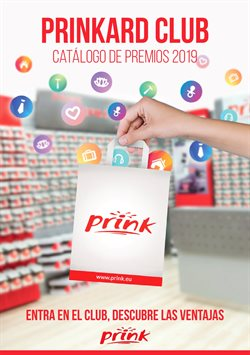 Ofertas de Prink  en el folleto de Madrid
