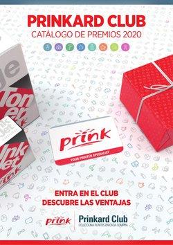 Ofertas de Libros y Papelerías en el catálogo de Prink en Puertollano ( Más de un mes )