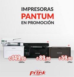 Ofertas de Prink en el catálogo de Prink ( Caducado)