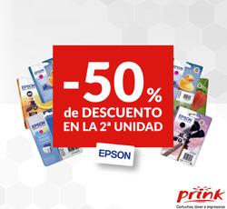 Ofertas de Prink  en el folleto de Alcobendas