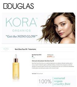 Ofertas de Douglas  en el folleto de La Orotava