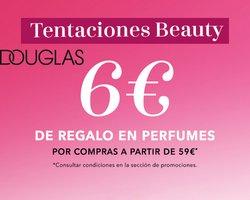 Ofertas de perfumes en el catálogo de Douglas ( 11 días más)