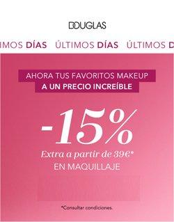 Ofertas de Perfumerías y Belleza en el catálogo de Douglas ( Caduca mañana)