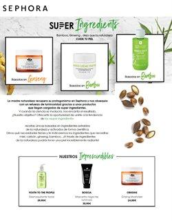 Ofertas de Sephora  en el folleto de Barcelona