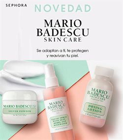 Ofertas de Sephora  en el folleto de Gijón