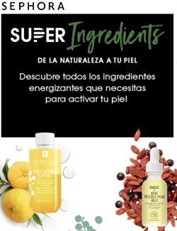 Ofertas de Perfumerías y belleza  en el folleto de Sephora en Pontevedra