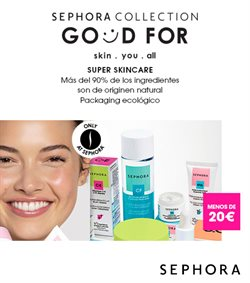 Ofertas de Sephora  en el folleto de L'Hospitalet de Llobregat