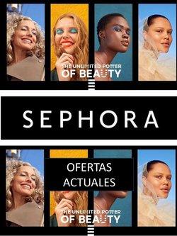 Catálogo Sephora en Algeciras ( Publicado ayer )