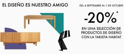 Ofertas de Habitat  en el folleto de Madrid