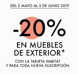 Ofertas de Habitat  en el folleto de Barcelona
