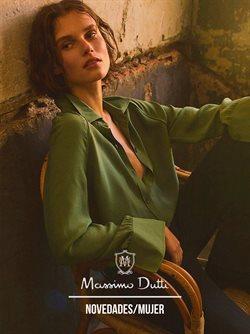 Ofertas de Massimo Dutti  en el folleto de San Sebastián de los Reyes