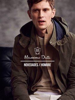 Ofertas de Massimo Dutti  en el folleto de Segovia