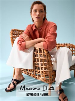 Catálogo Massimo Dutti en Barcelona ( 24 días más )