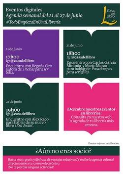 Ofertas de Libros y Papelerías en el catálogo de Casa del Libro ( 2 días más)