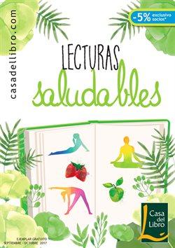 Ofertas de Casa del Libro  en el folleto de Madrid
